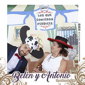 BELEN Y ANTOIO