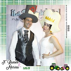 MARINA Y F RAMON