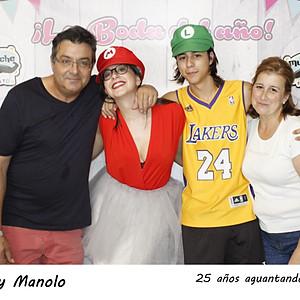 CLARA Y MANOLO