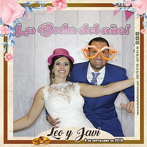LEO Y JAVI