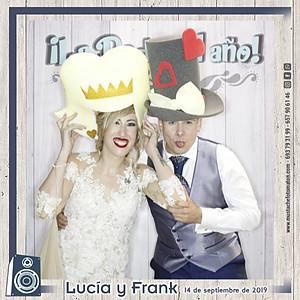 LUCIA Y FRANK