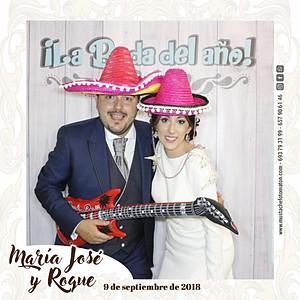 MARIA JOSE Y ROQUE