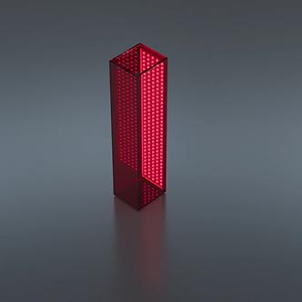 Цветные Прозрачные LED Буквы из оргстекла