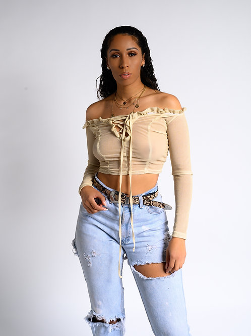 Eva Crop Top