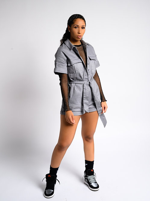 No Smoke Romper