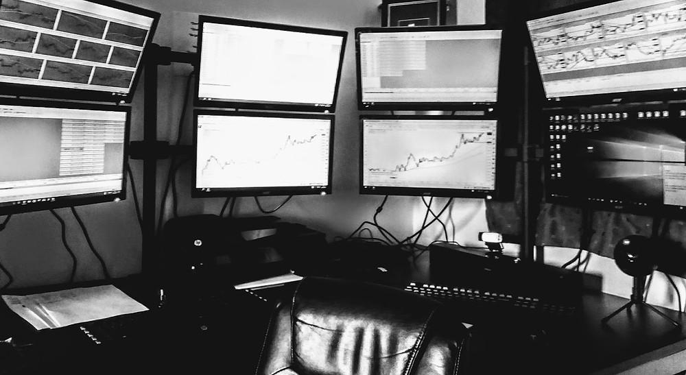 forex trading setup