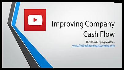 Company Cash Flow