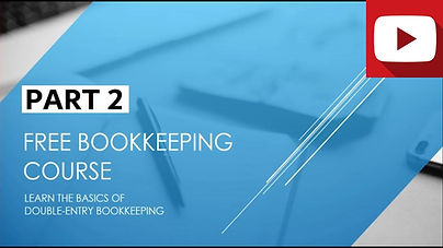 Bookkeeping Course Part 2