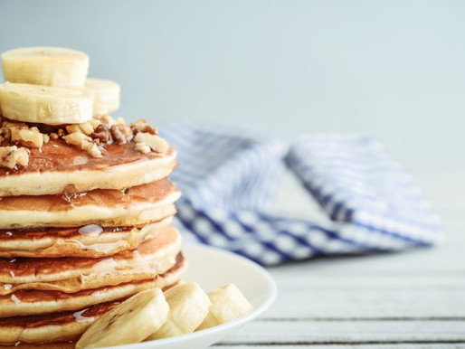 Mini's Quick & Easy Banana Pancake Recipe