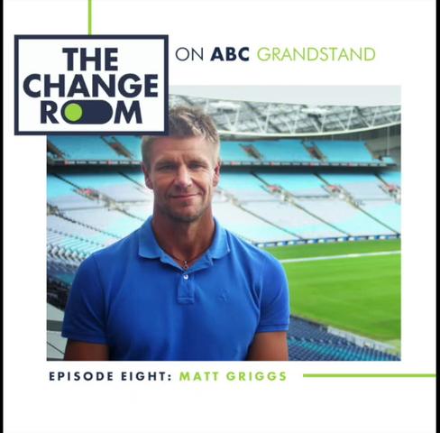 ABC Grandstand & The Change Room: Episode 8 - Matt Griggs