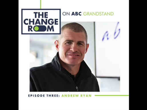 ABC Grandstand & The Change Room: Episode 3 - Andrew 'Bobcat' Ryan