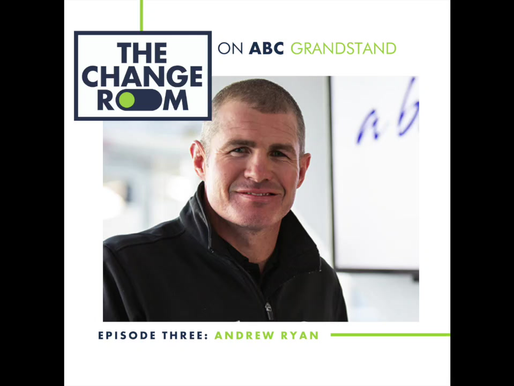 ABC Grandstand & The Change Room: Episode 3 - Andrew 'Bobcat' Ryan