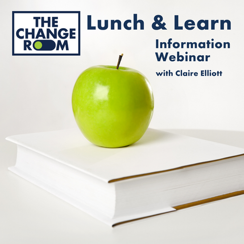 The Change Room Lunch & Learn #3 - Express Wellbeing Session with Nam Baldwin - October