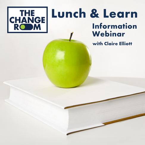 The Change Room Lunch & Learn #2 - Program Return to Work & Wellbeing Results - August