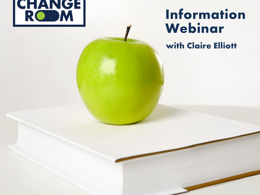 The Change Room Lunch & Learn #4 - Introduction to The Change Room Programs - Thursday 29 October