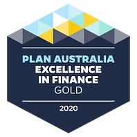 Plan excellence in finance award