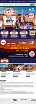 Hotsite de Las Vegas