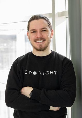 Elis Karvonen, webmaster, kävijämarkkinointi