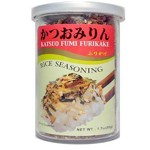 Ajishima Katsuo Mirin Rice Seasoning 50G 味島かつおみりん