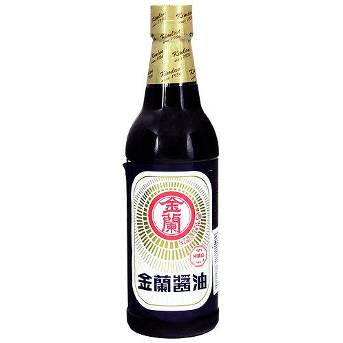 Kim Lam Soy Sauce 590mL 金蘭醬油