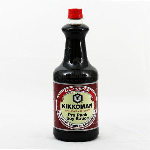 Kikkoman Soy Sauce 1.6L (Pro Pack)