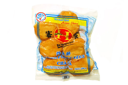 HAKKA FRIED FISH CAKE FRESH 200G