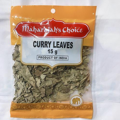 Maharajah's Choice Curry Leaves 15G