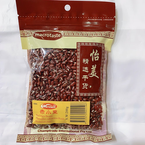 Macrotaste Red Rice Beans 200G 赤小豆