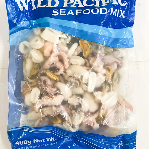 Wild Pacific Seafood Mix 400G