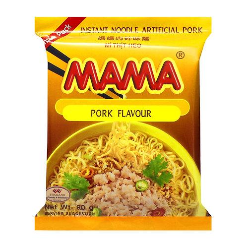 Mama Noodles Pork Flavour
