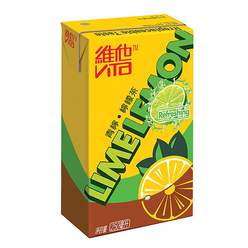 Vita Lime Tea 250mL x pack of 6 維他青檸