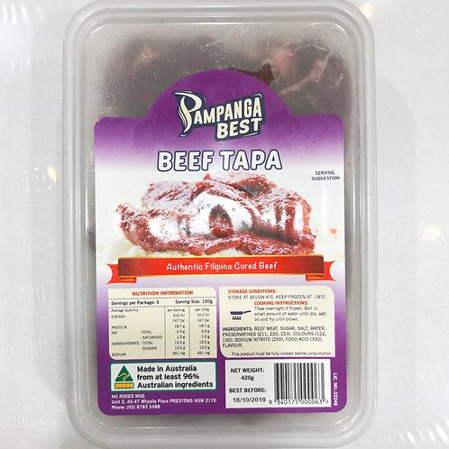 Pampanga Best Beef Tapa 420g