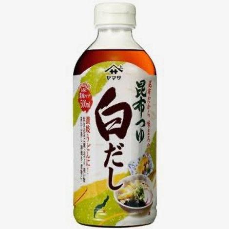 Yamasa Konbu White Dashi Soy Sauce 500mL