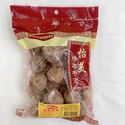 Macrotaste Honey Dates 500G 金絲蜜棗
