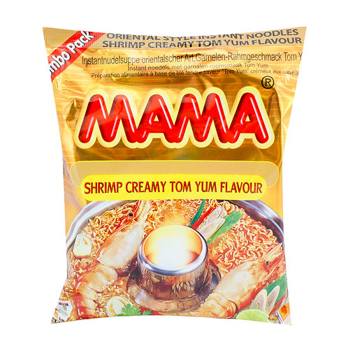 Mama Noodles Shrimp Creamy Tom Yum Flavour