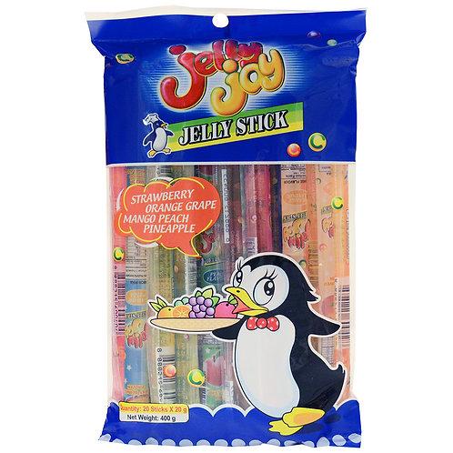 Jelly Joy Jelly Sticks 400g