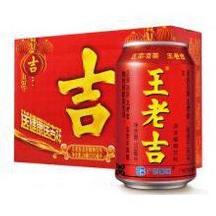 Wang Lao Ji 310mL pack of 24 王老吉涼茶24罐