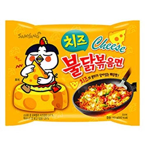 SamYang Cheese Hot Chicken Noodles 5 Packs