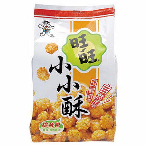 Want Want Mini Rice Crackers 150g 旺旺小小酥
