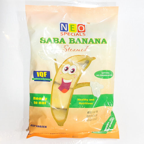 NEO Steamed Saba Banana 1lb