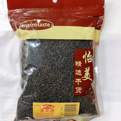 Macrotaste Black Sesame Seeds 200g 黑芝麻