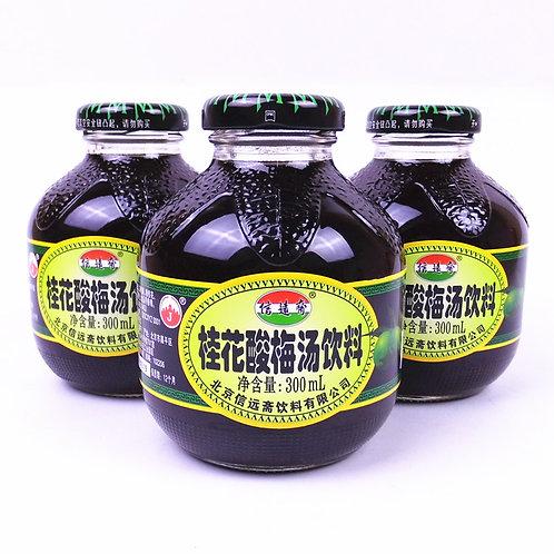 XinYuanZhai Plum Juice 300mL 信遠齋桂花酸梅湯