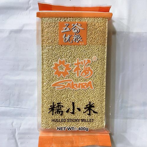 Sakura Sticky Millet 400G 糯小米