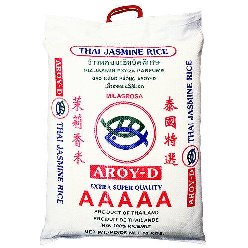 Aroy-D Thai Jasmine Rice 10kg