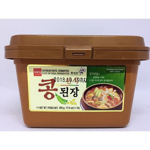 Wang Soybean Paste 500g