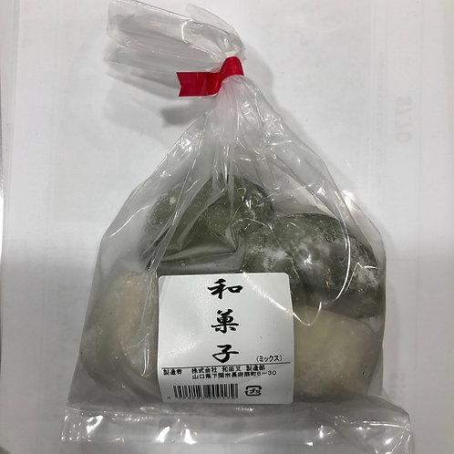 Wadamata Mixed Frozen Mochi 5pc