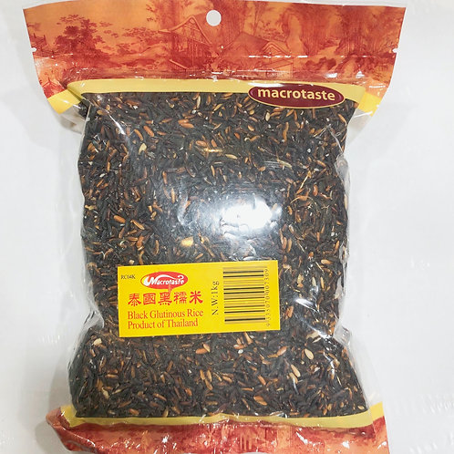 Macrotaste Thai Glutinous Rice 1KG 泰國黑糯米