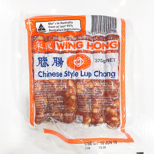 Wing Hong Chinese Sausages 375g