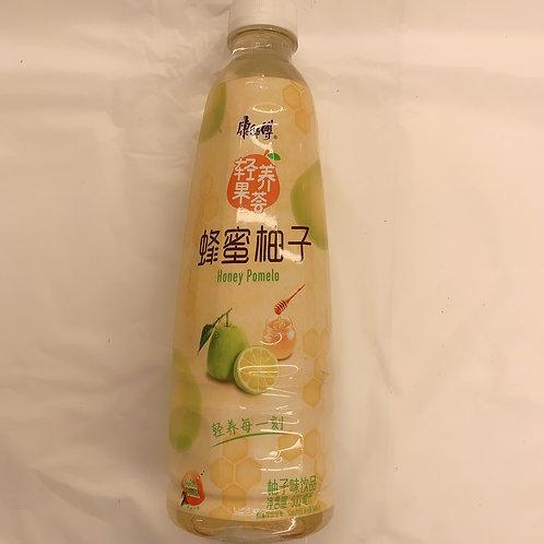 Mr Kang Honey Citrus Tea 500mL 康師傅蜂蜜柚子茶
