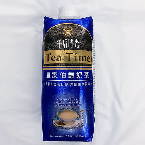 Tea Time Earl Grey Milk Tea 500mL 午後時光皇家伯爵奶茶
